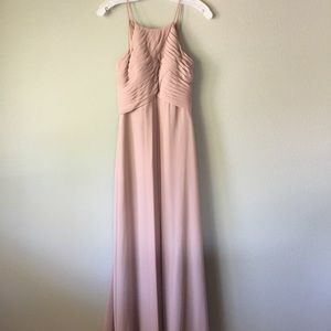 Azazie bridesmaid dress in taupe (A0)